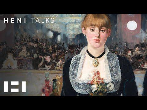 The Modern Woman: Manet's A Bar At The Folies-Bergère