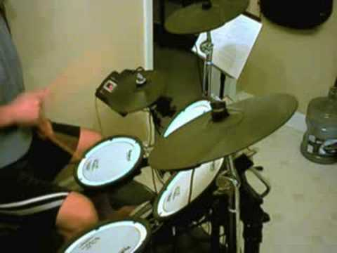 how to play enter sandman on drums