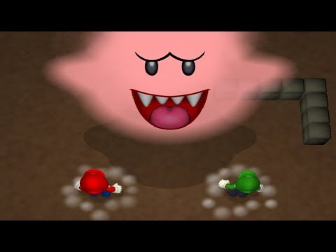 Mario Party 6 - All Duel Minigames
