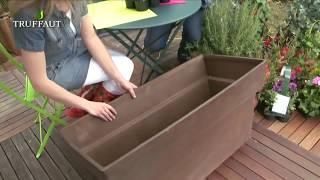 idee de jardiniere pour balcon ensoleille plantes de plein soleil truffaut