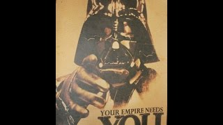 Плакат: Your empire needs you