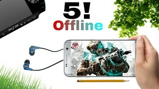 Best 5 OFFLINE Games for Android | 2019 | by Zack