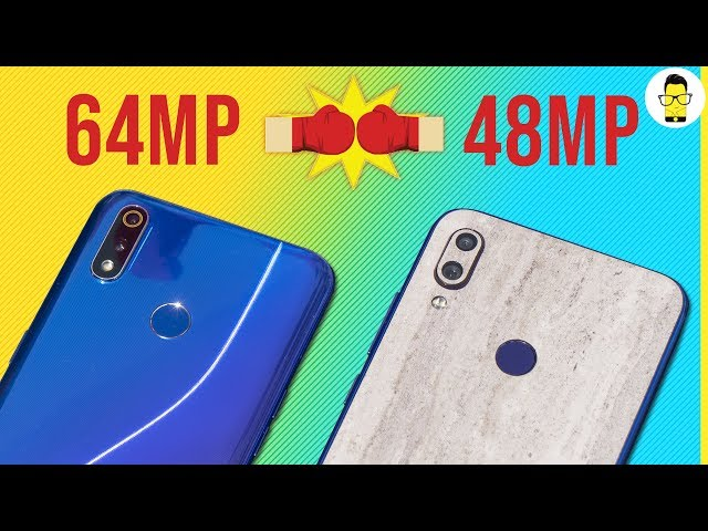 Realme 3 Pro 64MP vs Redmi Note 7 Pro 48MP comparison: what's better?