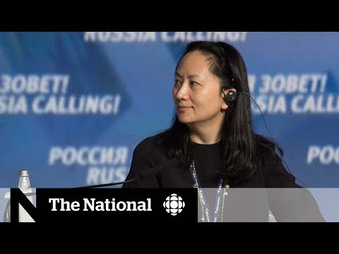 Case Against Huawei CFO Revealed In Vancouver Court