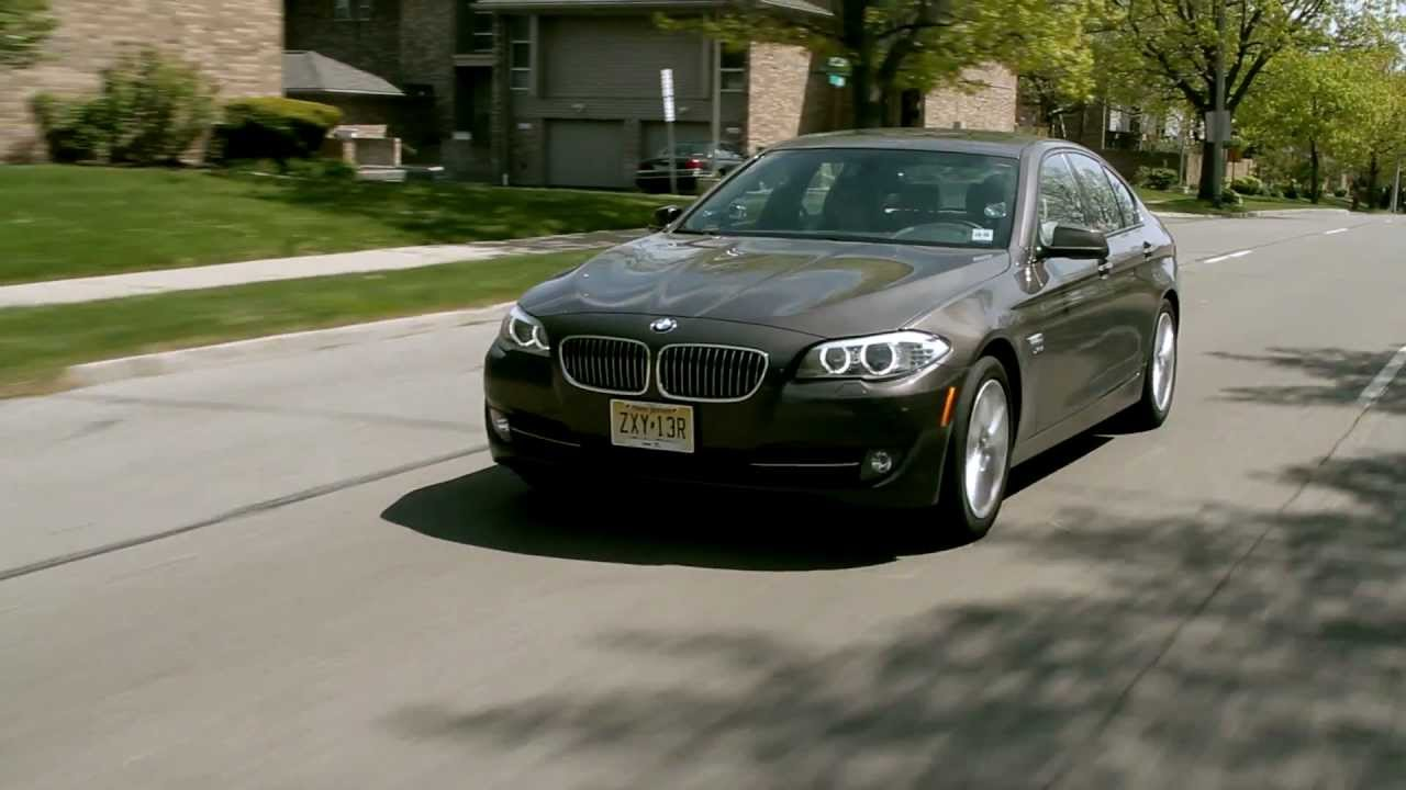 2012 bmw 528i xdrive autoweek drive review youtube. Black Bedroom Furniture Sets. Home Design Ideas