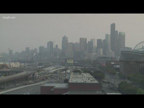 Air quality in Western Washington