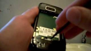 Nokia 5530. Часть 11. Извлечение sim-карты и карты памяти.(, 2009-11-05T09:07:03.000Z)