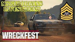 Wreckfest Gameplay PC Live Stream