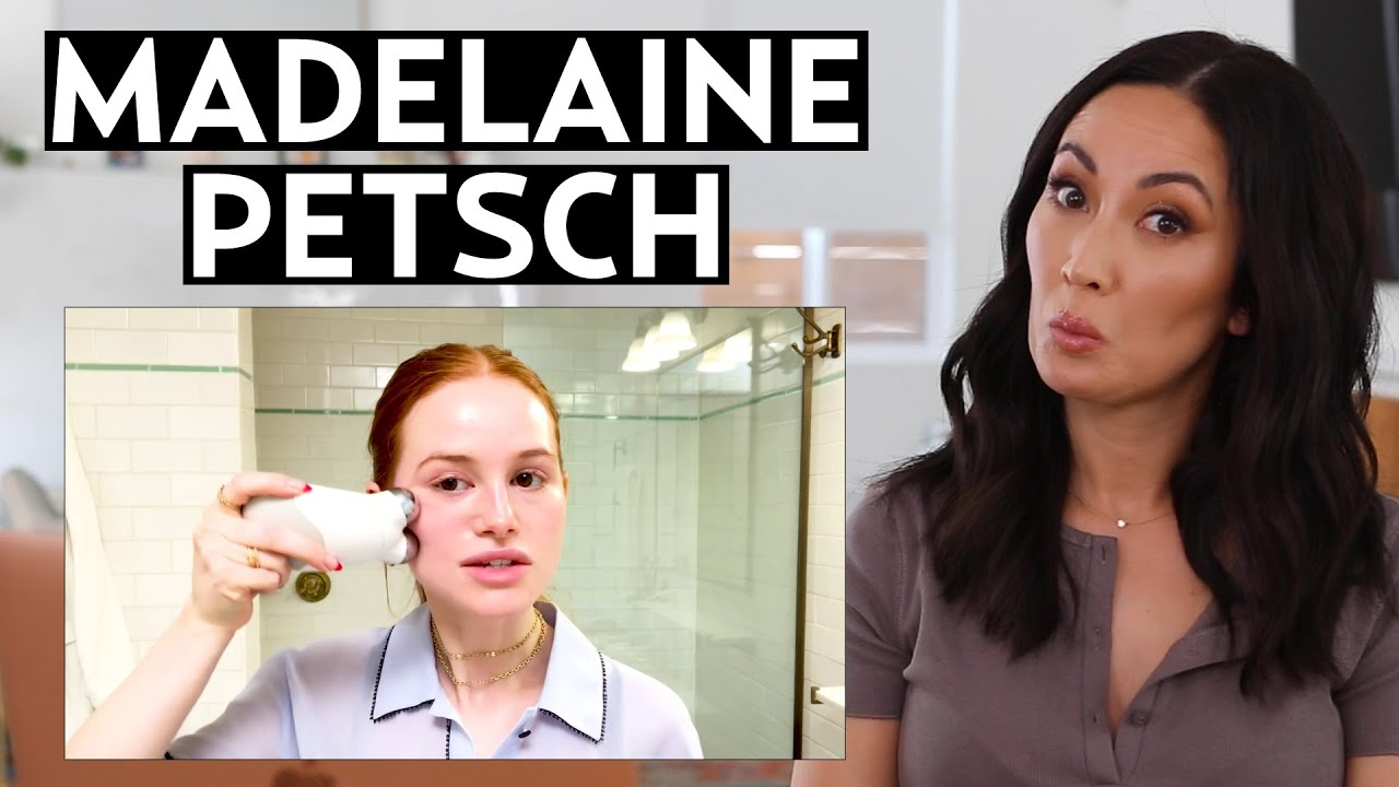 Madelaine Petsch's Skincare Routine: My Reaction & Thoughts | #SKINCARE