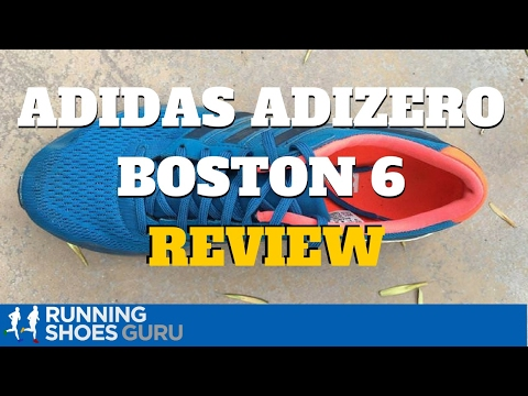 Adidas Adizero Boston 6 - Review