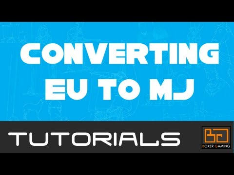 Tekkit Tutorial: Convert EU to MJ [Energy Link] [How To]