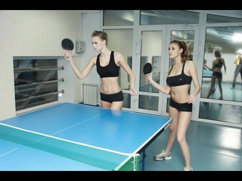 Подборка приколов пинг понг