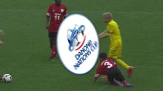 Belgium vs Ukraine - Ranking match 25/26 - Full Match - Danone Nations Cup 2016