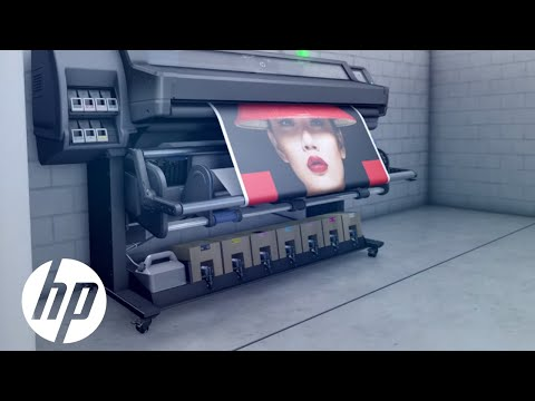 Video Product Tour: Productivity is in the Details | HP Latex | HP