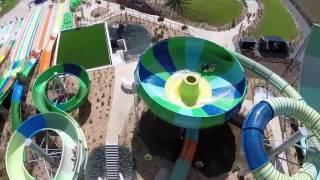 Le projet d'envergure du parc aquatique O'Gliss Park