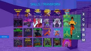 Roblox - Jogando Dragon Ball Xenoverse BR