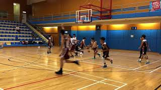 Publication Date: 2018-10-19 | Video Title: 文理(九龍)VS基道 2018-2019學界男子籃球甲組D3
