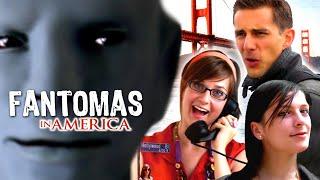 FANTOMAS IN AMERICA - full movie (comedy, action, adventure)