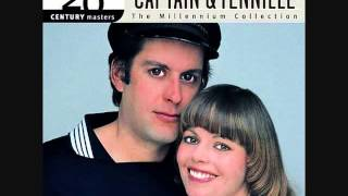 Watch Captain  Tennille Lonely Night angel Face video