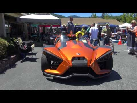 Present! - Cool Cars of Saratoga, 2017