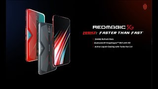 Inilah Handphone Gaming Terbaik , Brand New Red Magic 5G Gaming Phone !!