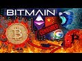 Bitcoin Dumps AGAIN!!! $3k BTC Unavoidable?!? BITMAIN in BIG Trouble!!! China Censors Blockchain