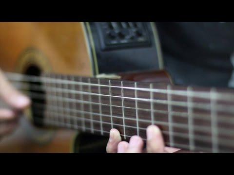 Andre Dinuth - Takamine Nylon Vid