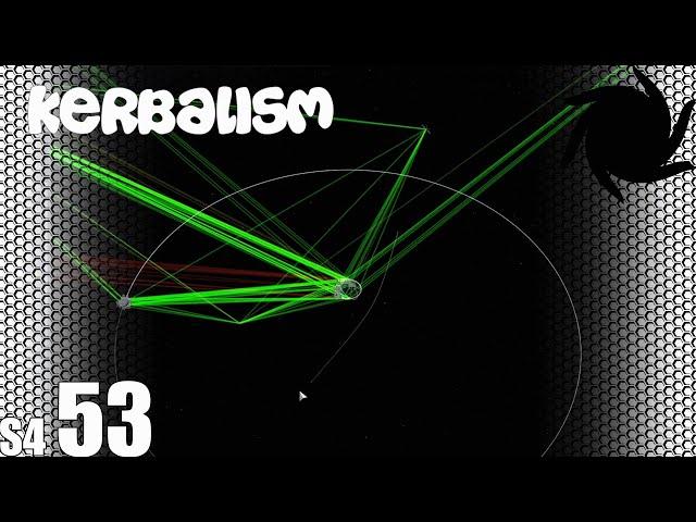 Kerbalism - S04E53 - Refinary Design and custom edits