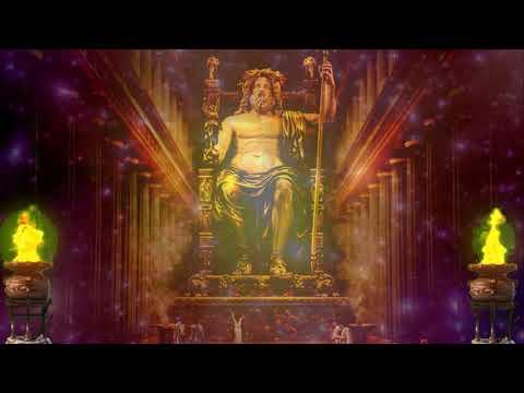 DIOSES OCCIDENTALES - ZEUS - SINCRONIZACION DE LA CREACION
