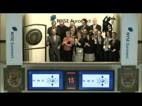 15 November 2011 NBZ investment fund lists NYSE Euronext Amsterdam
