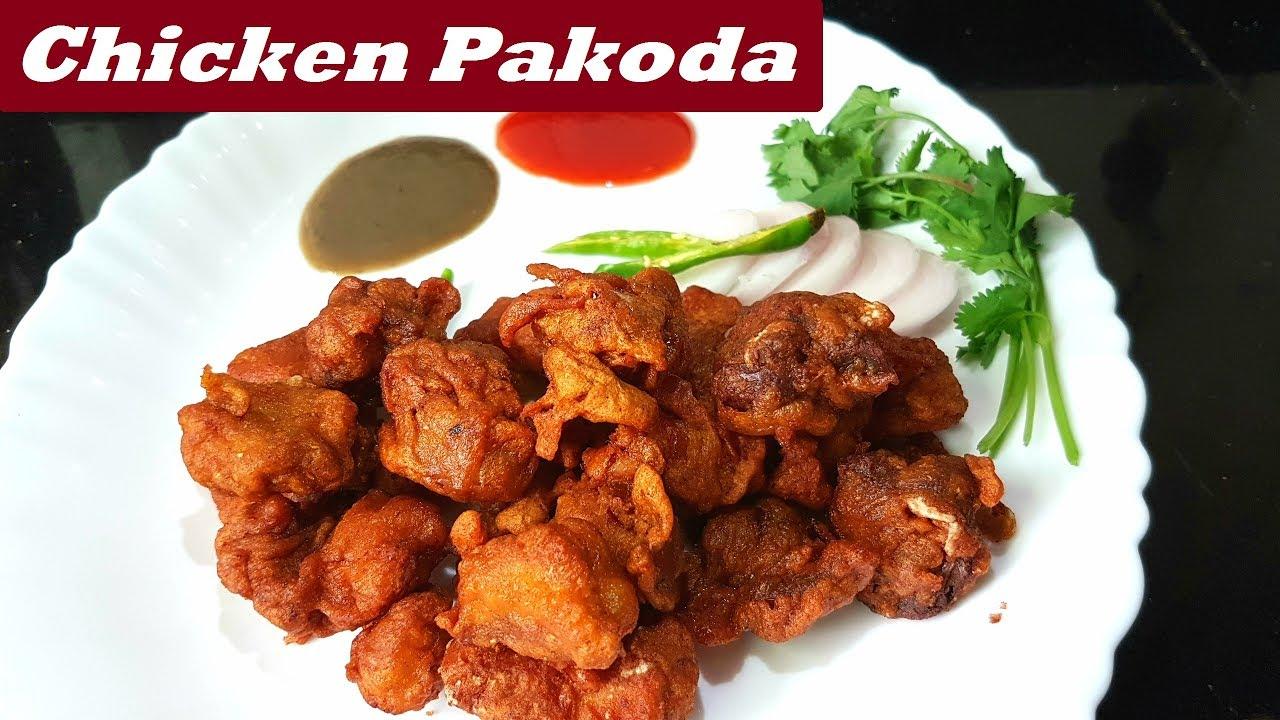 Chicken pakoda recipe non veg party snacks indian street food chicken pakoda recipe non veg party snacks indian street food forumfinder Choice Image
