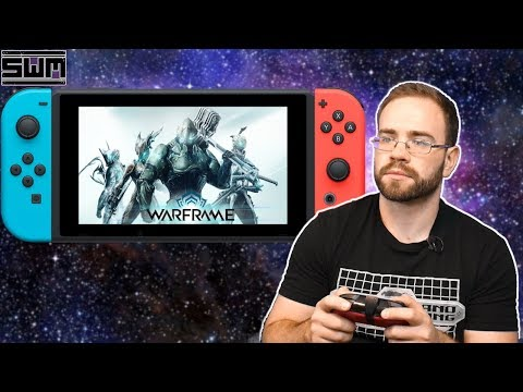 Warframe Nintendo Switch - Panic Button Does It Again thumbnail