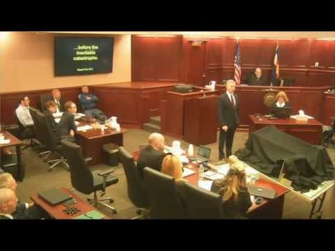 Aurora Theater Shooting Trial RAW Pros Opening Statements