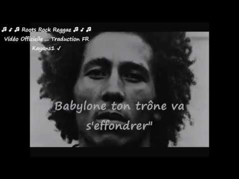 """Bob Marley """"rastaman chant"""" traduction FR"""
