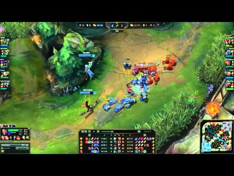 [Carry All TV] [Replays] Faker, Deft, PawN, ETC... - Full Game