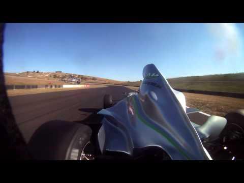 Stohr F1000 Sydney Motor Sport Park debut race