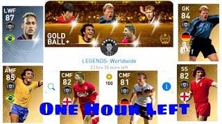 Legends Worldwide Gold Ball Trick Pes 2019  |  Yougle Plus