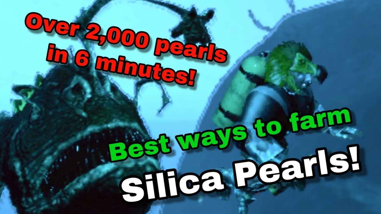 Silica Pearls How To Farm Silica Pearls In Ark Mobile With Angler Fish Solo Farming Series Youtube If you play with primitive plus, see this page. silica pearls how to farm silica pearls in ark mobile with angler fish solo farming series