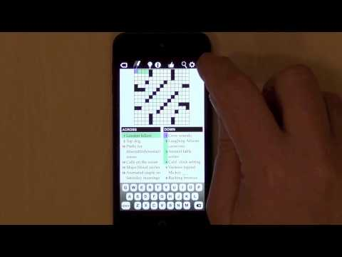 Touchwrite app