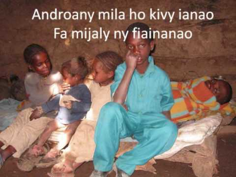 omalykely Hira fiderana Fivavahana Malagasy