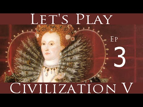 Civilization V: Let's Play England: Ep 3: The Brythonic Language