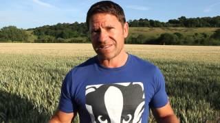 Steve Backshall on the Badger Cull 2015