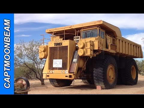 Copper Mine Tour, ASARCO Mineral Discovery Center Tucson