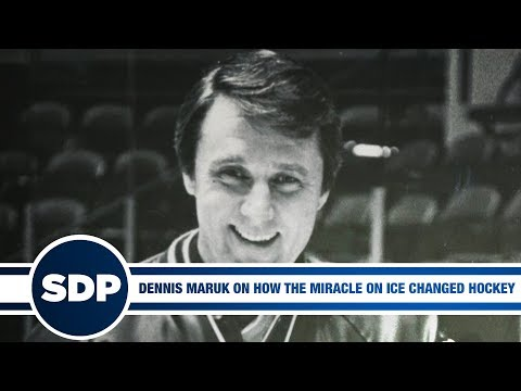Dennis Maruk on How the Miracle on Ice Changed Hockey | The Steve Dangle Podcast
