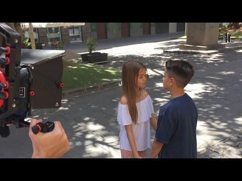 Making Of Andas En Mi Cabeza - Adexe & Nau (Behind the scenes) Chino & Nacho cover