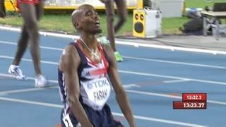 Farah holds off Bernard Lagat in Championship - from Universal Sports