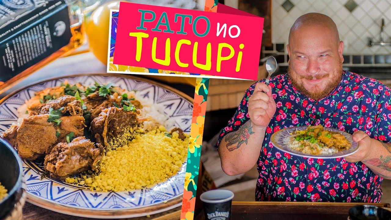 Pato no Tucupi (receita típica do Círio de Nazaré) - Cansei de ser chef