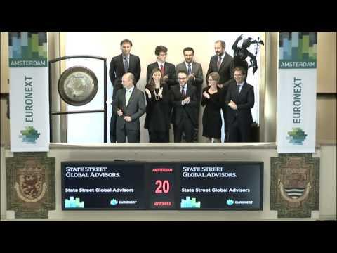 SPDR ETFs celebrates success SPDR Aristocrats Dividend fund