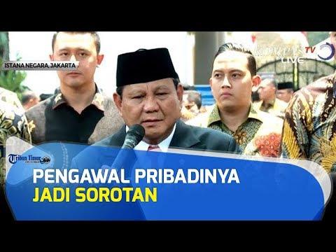 VIDEO Prabowo Beri