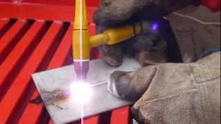 Аргоновая TIG сварка инвертор Stark IMT 200 3 в 1(Сварка инвертором Stark IMT 200 3 в 1 режим TIG сварка вольфрамовым стержнем в среде газа Аргон. Материал нержавейка..., 2012-05-26T09:58:08.000Z)